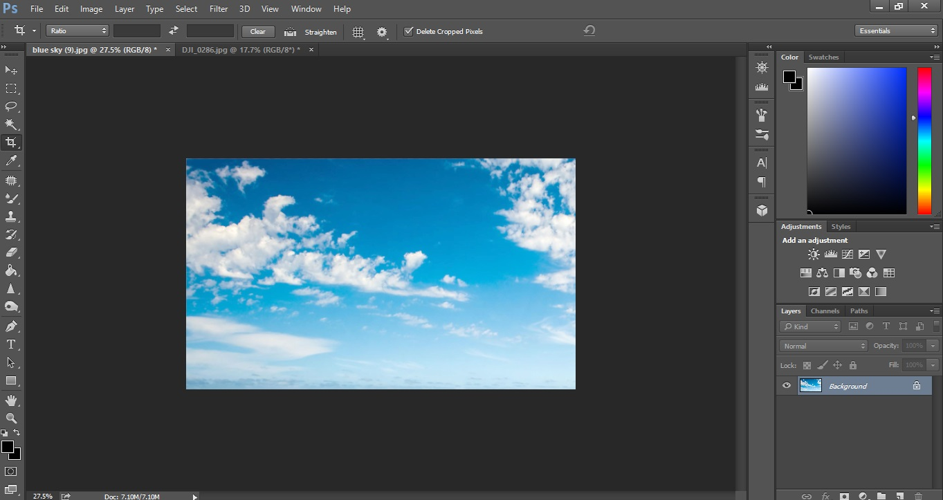 Ultimated Guide On How To Replace The Sky In Photoshop